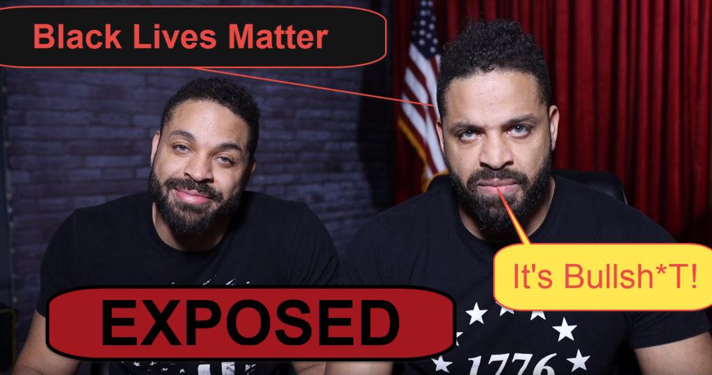 White Lives Matter, Black Lives Matter Exposed